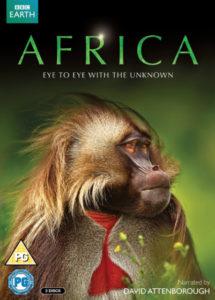 Okładka filmu Afryka BBC
