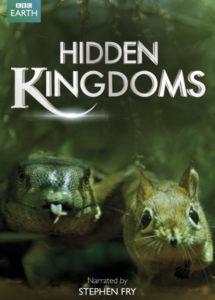 Hidden Kingdoms Okładka filmu