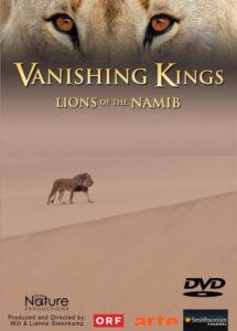 Vanishing Kings - Lions of the Namib Okładka filmu