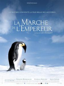 Marsz Pingwinów plakat
