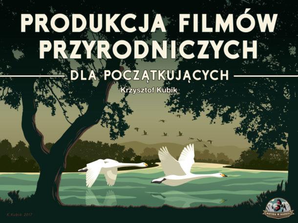 Produkcja filmów przyrodniczych okładka