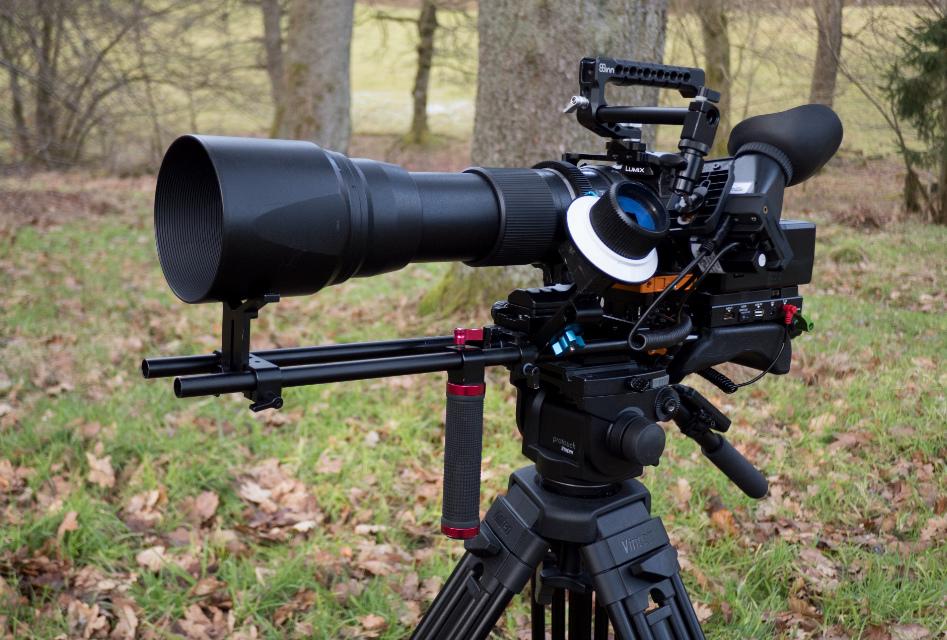 Gh5 wildlife gear