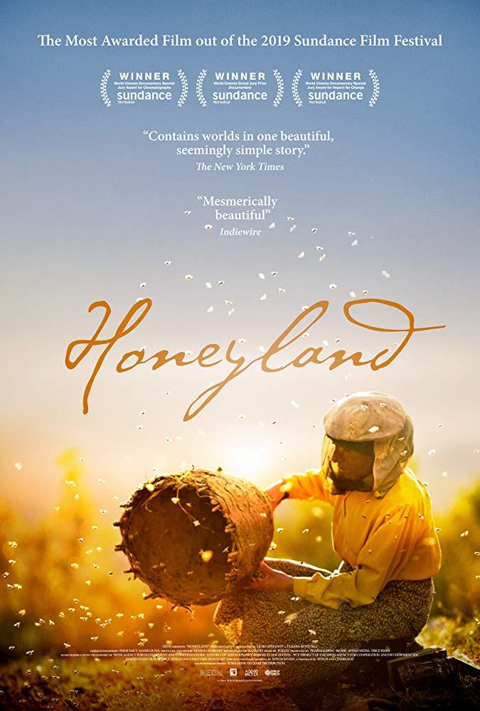 Kraina Miodu Honeyland poster